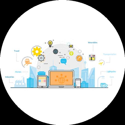 Blockchain IoT Application Development Company