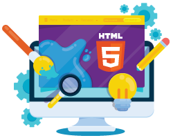 Renowned HTML5 Canvas Web Design Company
