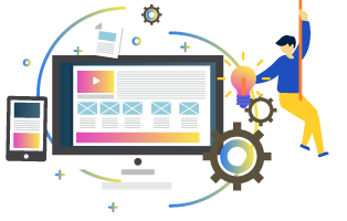 Our Services in Custom Web Design and Development